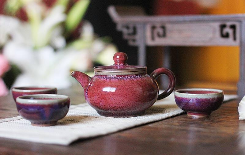 陶瓷中式茶具