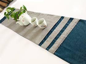12款创意桌布 打造餐厅中国风
