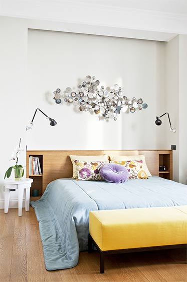 温馨清爽卧室