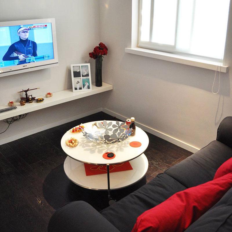 简约小客厅设计效果图