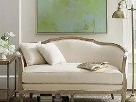 把风景带回家 10个客厅装饰画背景墙
