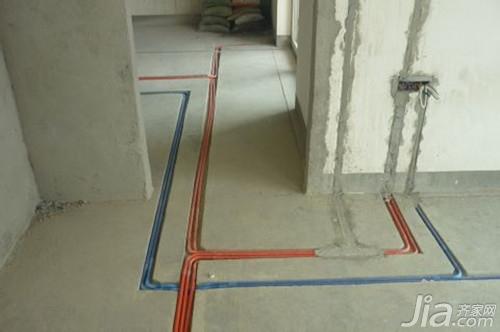 家庭装修水电验收注意事项