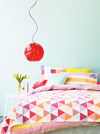 小清新卧室设计