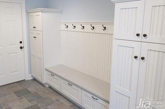 门厅柜鞋柜衣帽柜效果图赏析高清图片