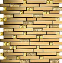 金属马赛克施工工艺 金属马赛克价格