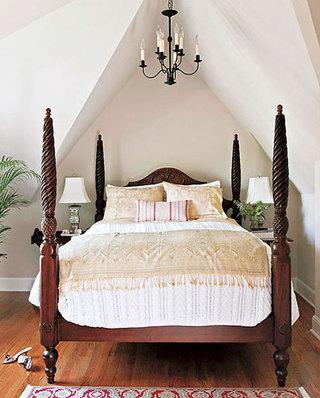 异域风情东南亚风格卧室设计