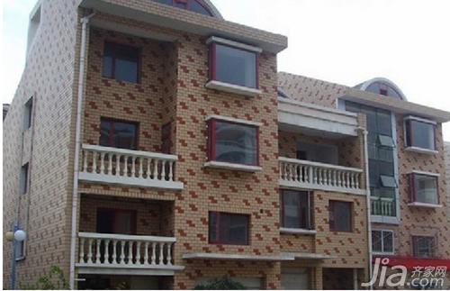房屋外墙瓷砖价格 房屋外墙瓷砖装修效果图赏析