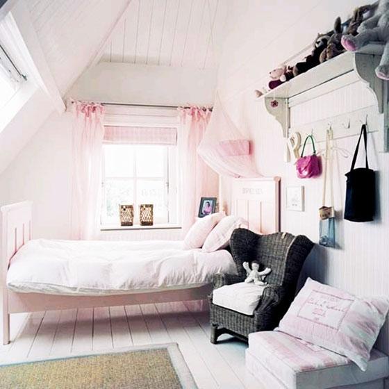 简约风格卧室