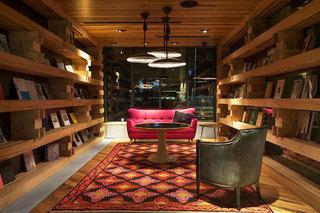 创意红色沙发