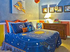 奇妙的童话世界 12个梦幻儿童房设计