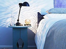 12款创意卧室床头 打造不一样的空间