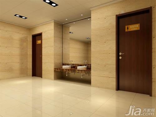 商场卫生间尺寸一般是多大图片