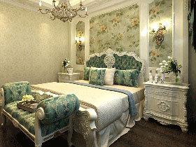 13个欧式卧室床尾凳 打造优雅气质空间