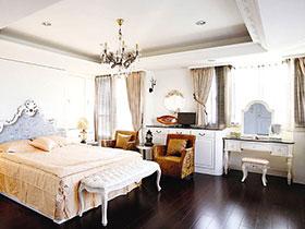 偶遇复古小清新 12个清新复古卧室设计