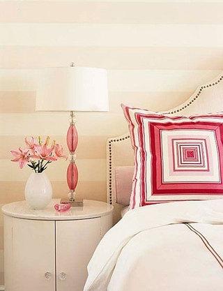 清新花卉装扮卧室好心情