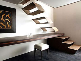 生活与艺术 11个创意楼梯设计