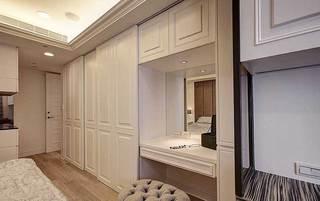 新古典风格三居室110平米效果图