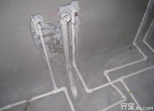卫生间水管安装注意事项你造吗