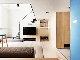 小空间妙方案 实用简约风格loft设计