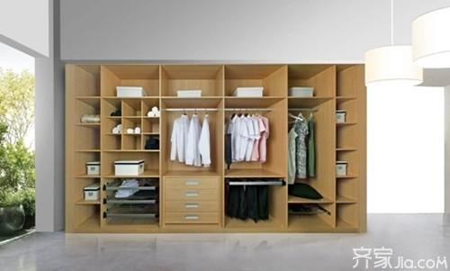 衣柜内部结构图大全