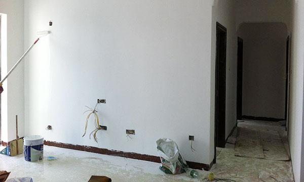 旧墙翻新步骤 墙面翻新注意事项