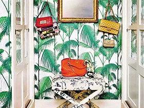 与植物共舞 12个热带大叶植物壁纸