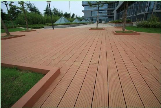 木塑地板的选购指南