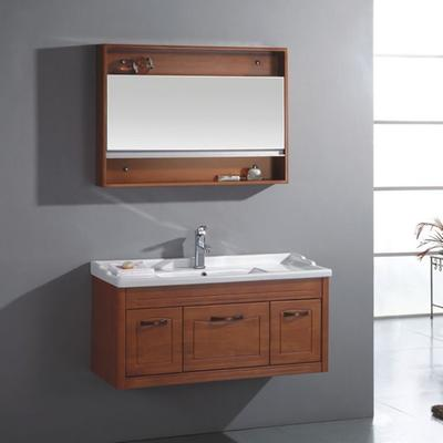 浴室鏡柜的清潔