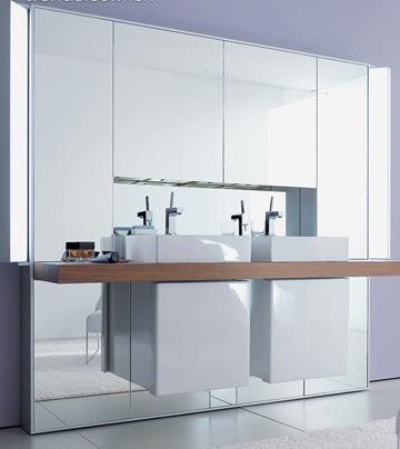 浴室柜组合的选购