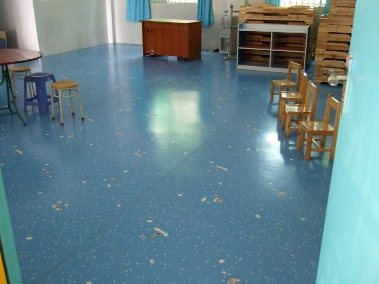 PVC地板的保养
