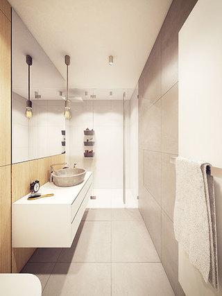 简约风格公寓实用装修效果图