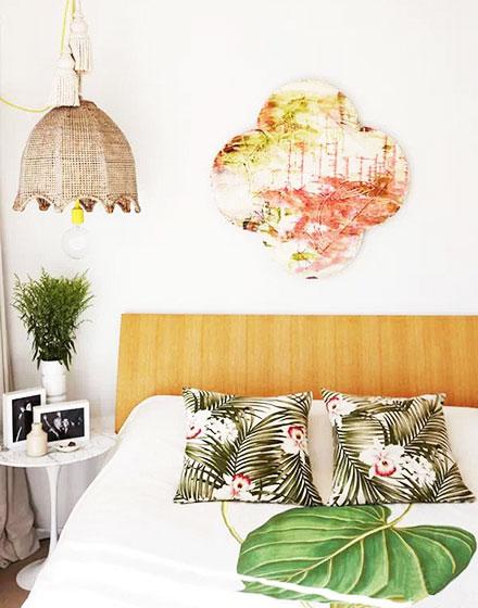 热带雨林卧室设计