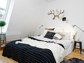 尽享慵懒时光 17个阁楼卧室设计