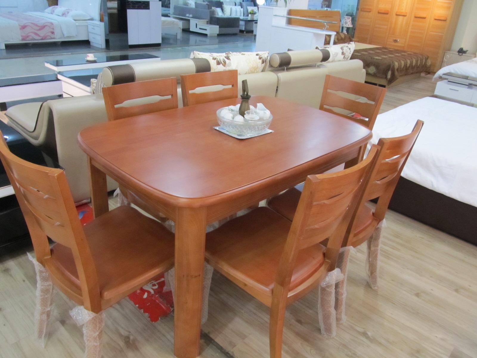 家具購買攻略之實木餐桌尺寸問題