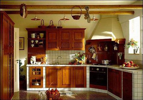 磚砌櫥柜材料選擇