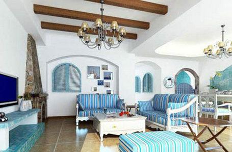 法国地中海风格设计说明