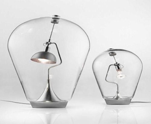 新奇特灯具的分类