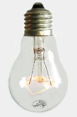 白炽灯的基本信息