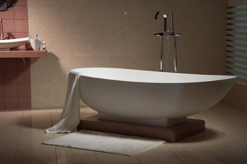 沖浪浴缸的特點