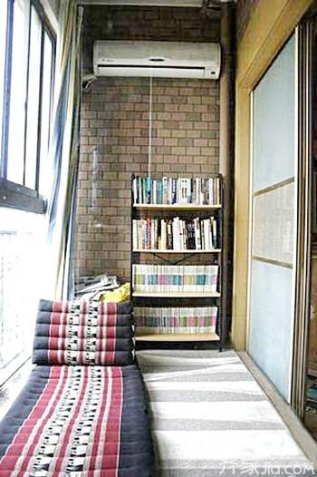 阳台装修成小卧室 阳台装修成小卧室的成功案例