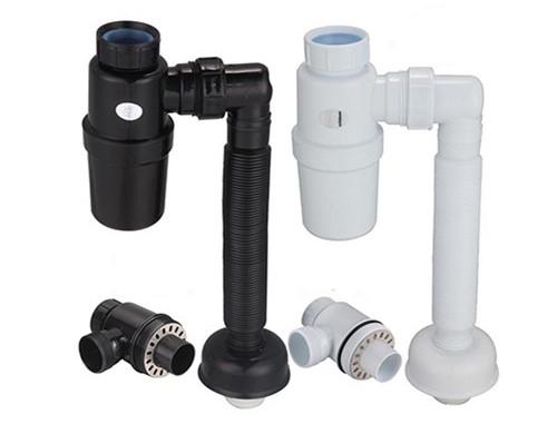 面盆下水管的分类 面盆下水管安装方法