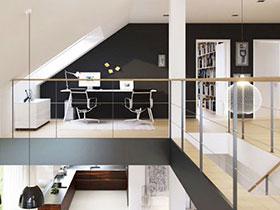 17個loft公寓裝修效果圖 靈感多變夢想家