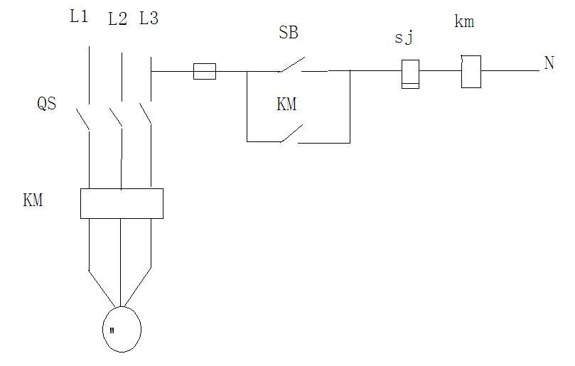 时间继电器接线图及工作原理详解
