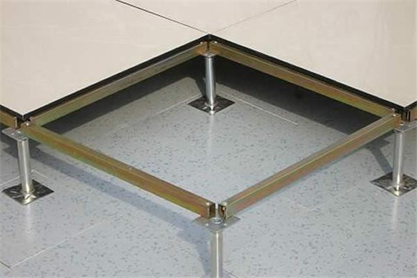 机房防静电地板施工要求 方法 最新施工全攻略高清图片