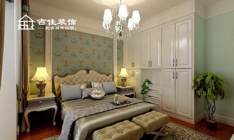 床头背景墙图片