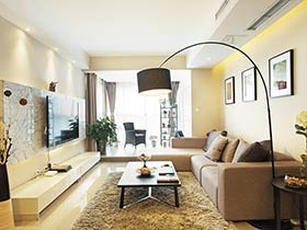 25萬造白領公寓 80平米簡約港式家