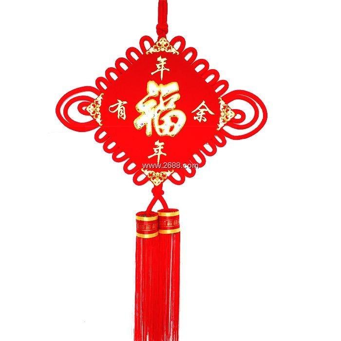 中国结的挂法有什么讲究?图片