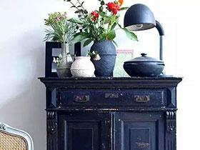 藏起舊時光 11個古樸中式柜設計