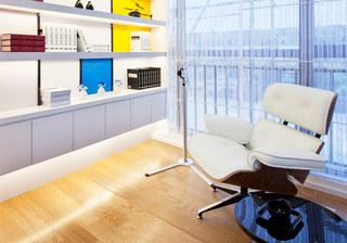 103平米装修效果图书房设计