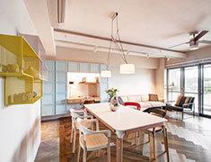 83平米小户型温馨雅居 现代简约风格典范